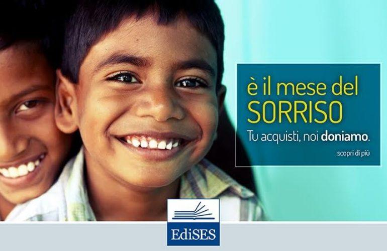 Il Mese del Sorriso: la raccolta fondi a sostegno dell'istruzione