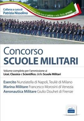 manuale concorso scuole militari
