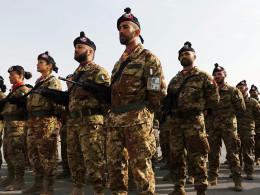 Concorso per 93 ufficiali nei ruoli speciali dell'Esercito