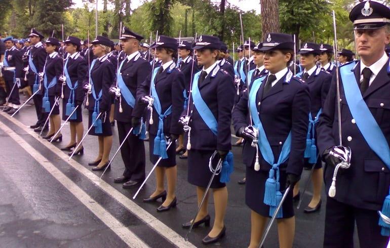80 commissari nella polizia di stato