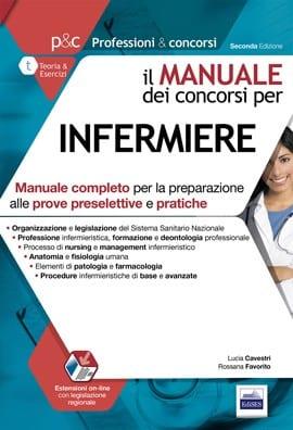manuale dei concorsi per infermiere