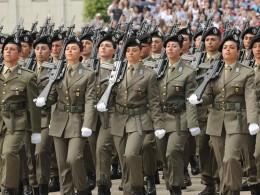 Ruoli e gradi nell'esercito italiano