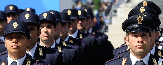 320 ispettori polizia