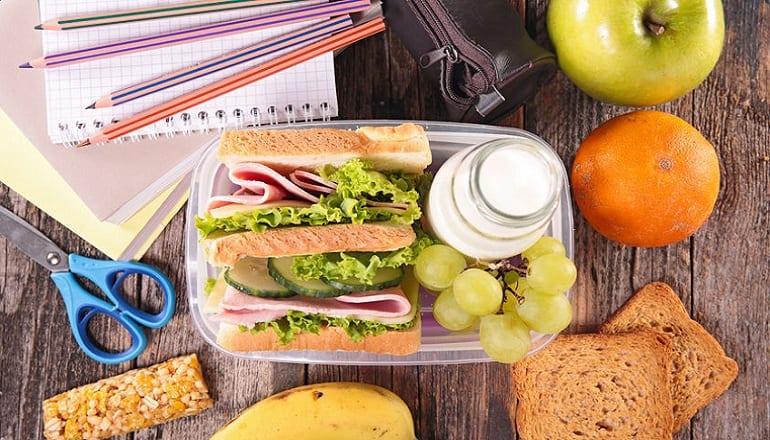Mangiare bene per affrontare al meglio gli esami