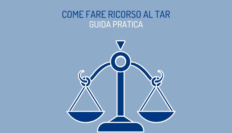 COME FARE RICORSO AL TAR