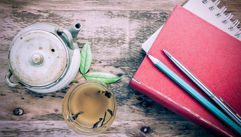 il tè verde come alleato per la concentrazione