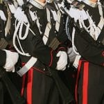 Concorso per 11 Tenenti nell'Arma dei Carabinieri: pubblicato il bando