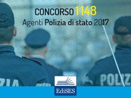 Concorso Allievi Agenti Polizia di Stato 2017: bando in Gazzetta, 1148 i posti
