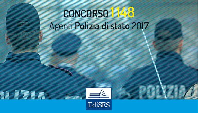 concorso 1148 allievi agenti polizia di stato 2017