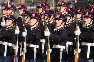 Scuole militari: aumentano le ragazze che sognano la divisa