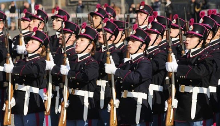scuole militari aumentano le ragazze