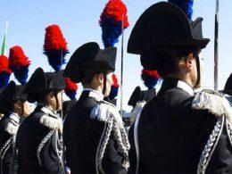 Concorso allievi marescialli dell'Arma dei Carabinieri: bando per 626 posti
