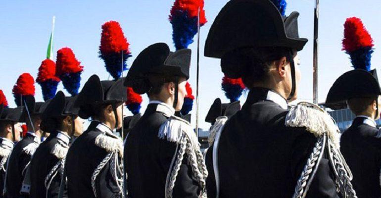 Concorso per 24 Marescialli nell'Arma dei Carabinieri