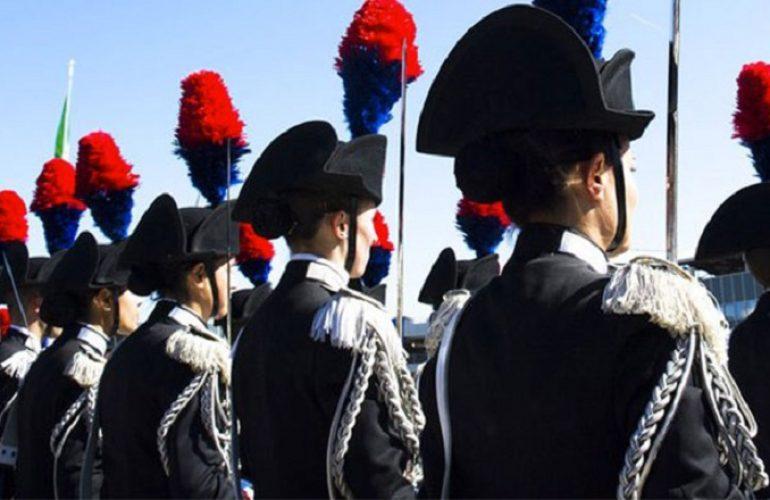 Concorso per 8 Tenenti nell'Arma dei Carabinieri