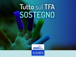 TFA Sostegno: test preliminari 25 e 26 maggio