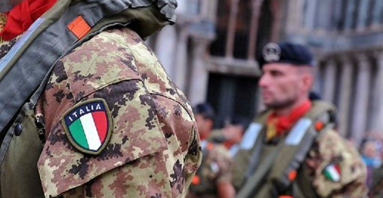 Concorso per Allievi Marescialli delle Forze Armate