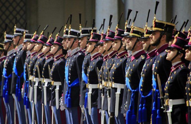 Concorsi Accademie Militari 2018: pubblicati bandi per 391 Allievi Ufficiali