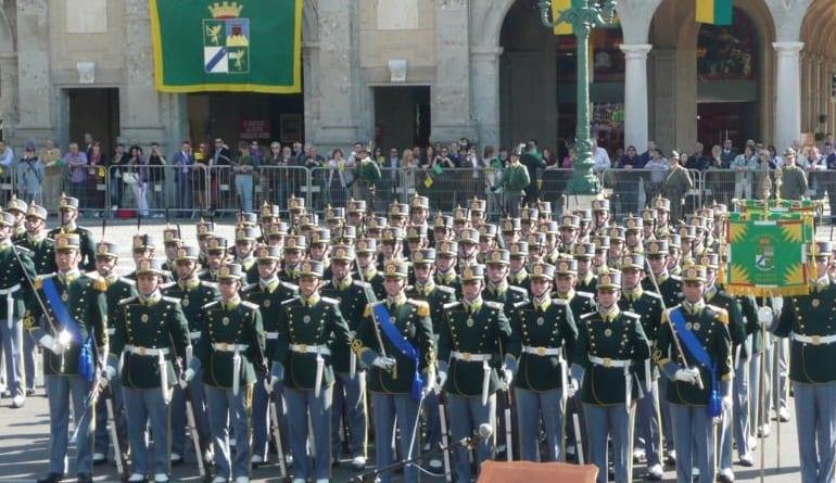 Concorso Allievi Ufficiali Accademia Guardia di Finanza