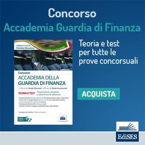 concorso accademia guardia di finanza