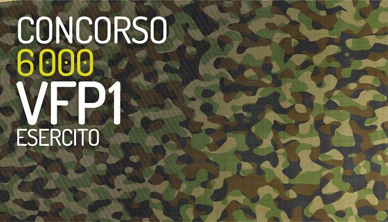 concorso vfp1 esercito 2017