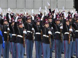 Concorso per 270 Allievi di Licei presso le Scuole Militari delle forze Armate