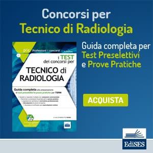 concorso per tecnico di radiologia