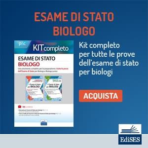 manuale esame di stato biologo