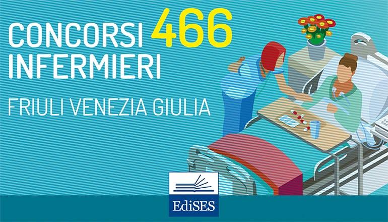 concorso 466 infermieri friuli