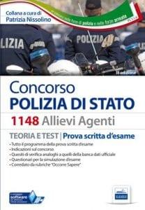 manuale concorso 1148 agenti polizia di stato