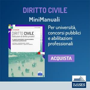 minimanuale diritto civile