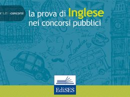 La prova di inglese nei concorsi pubblici: guida pratica