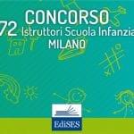 Concorso 72 Istruttori educativi presso il comune di Milano