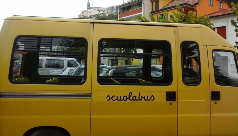 concorso autista scuolabus nonio