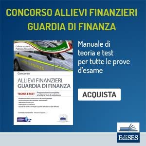 allievi finanzieri guardia di finanza