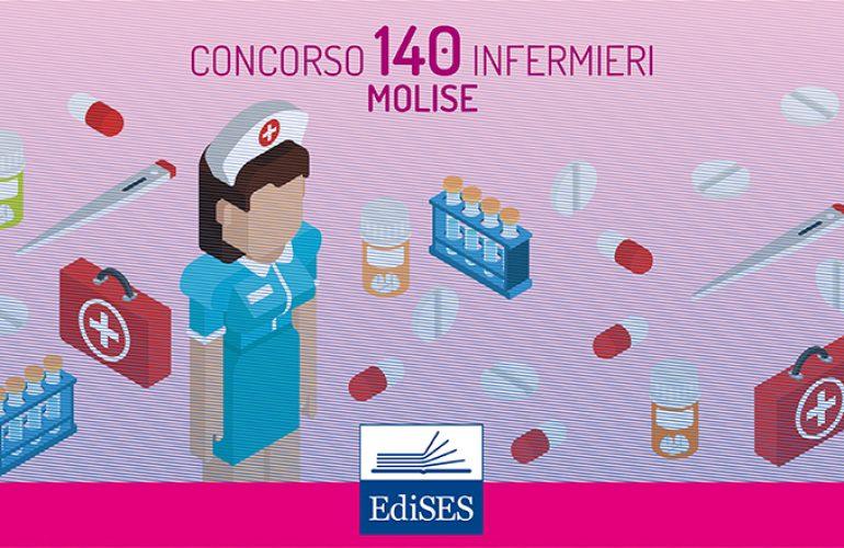 Concorso per 140 Infermieri in Molise: bando per stabilizzazione di personale precario
