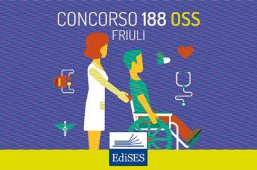 Concorso 188 OSS Friuli: pubblicato il diario delle prove d'esame
