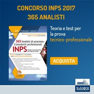 manuale per concorso inps prova professionale