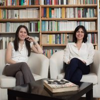 Elisabetta Rossini ed Elena Urso