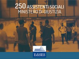 Concorso per 250 Assistenti Sociali al Ministero di Giustizia