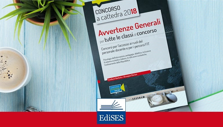 Avvertenze generali 2018