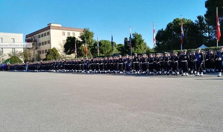 concorso 38 ufficiali marina militare