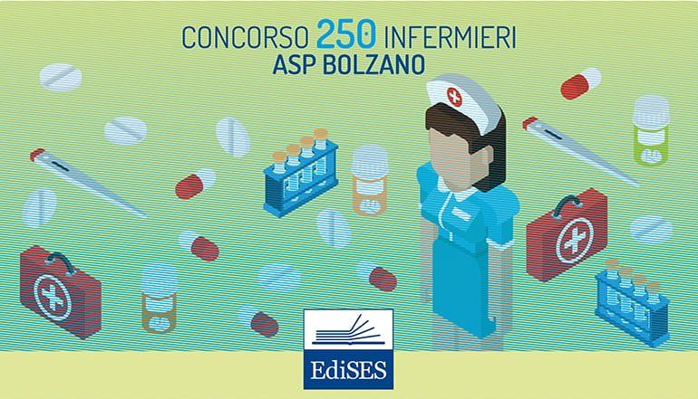 concorso 250 infermieri asp bolzano