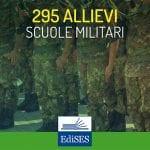 Concorso per 295 Allievi presso le Scuole Militari delle forze Armate per l'anno 2018/2019