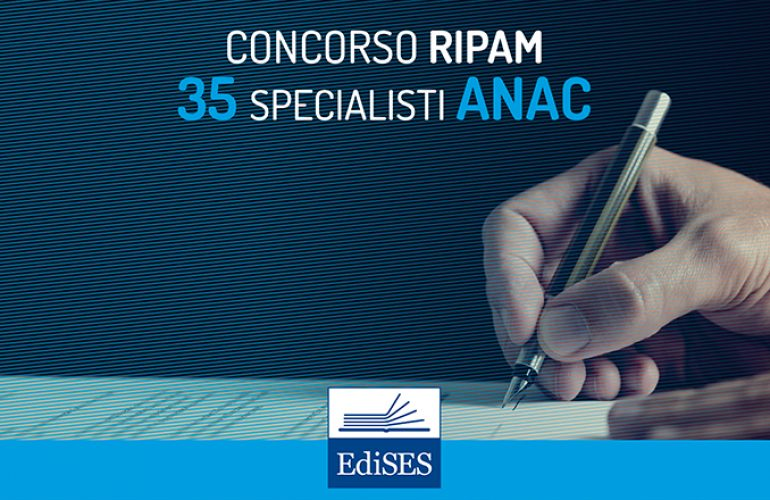Concorso Ripam per 35 specialisti nell'ANAC: pubblicato il diario delle prove