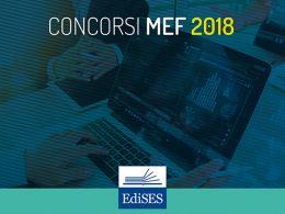 Concorsi MEF 2018: come prepararsi alle prove