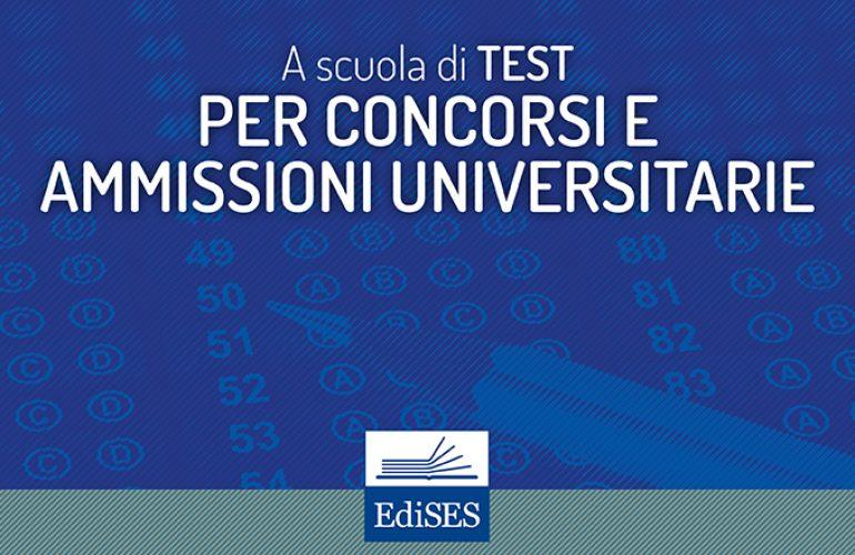 A scuola di test: consigli pratici per concorsi e ammissioni universitarie