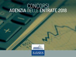 Concorsi Agenzia delle entrate: simulazioni collettive per la prova oggettiva attitudinale
