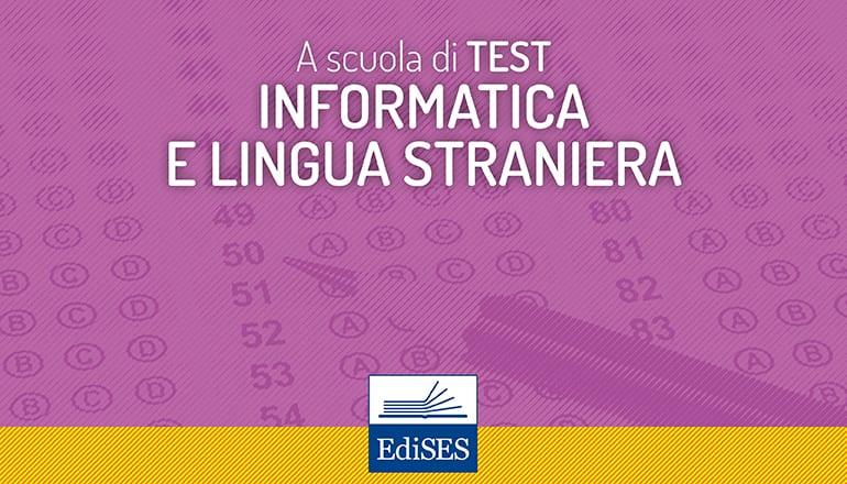 informatica e lingua straniera
