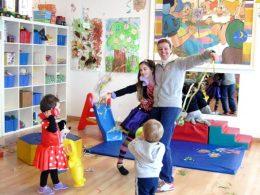 Concorso per 4 educatori di asilo nido presso il Comune di Pisa