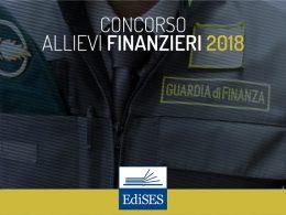 Concorso Guardia di Finanza 2018: pubblicato il bando per 380 Allievi